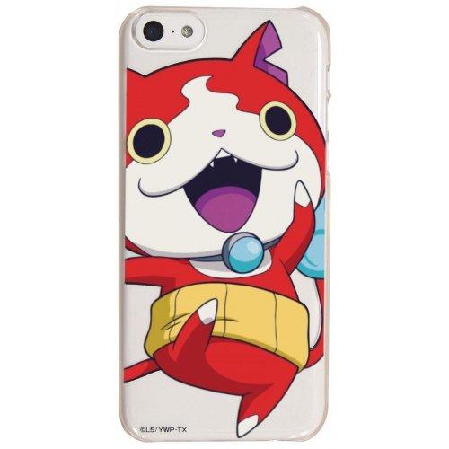 バンダイ 妖怪ウォッチ iPhone5c対応 キャラクタージャケット ジバニャンアップ YW-06A