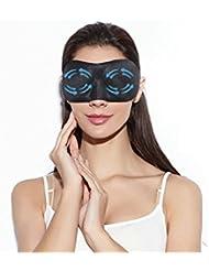 3D Black Eye Mask Sleep Blindfold Sleep Mask