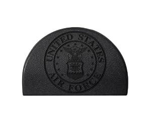 USAF Air Force Round Logo Engraved Jentra JP-1 Grip Slug Plug for Glock 17 19 20 21 22 23 24 31 32 34 35 37 38 GEN 1-3 by NDZ Performance