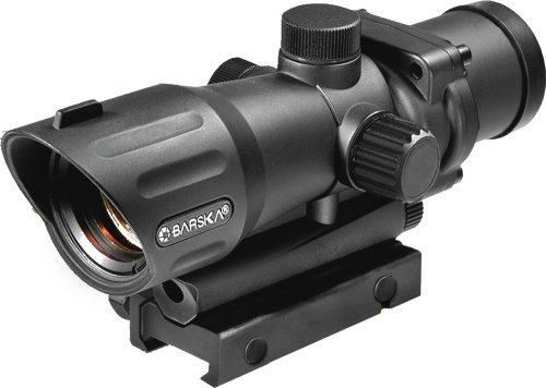 Read About BARSKA 1x30 IR M-16 Electro Sight Riflescope
