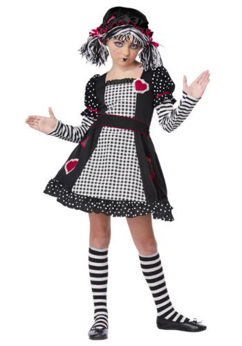 California Costumes Rag Doll Child Costume
