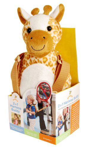 Find Discount Goldbug Animal 2 in 1 Harness, Giraffe
