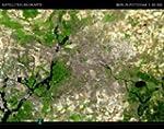 Berlin - Potsdam - Satellitenbildkart...