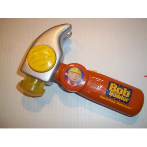 Amazon.com: Bob the Builder Counting Hammer