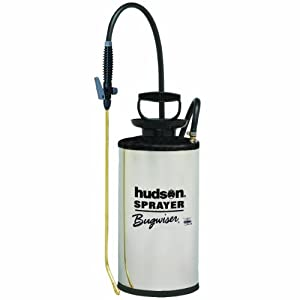 HD Hudson Hudson Bugwiser Stainless Steel Sprayer