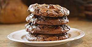 Paleo Chocolate Chip Cookies with Pecans - 12 Paleo Cookies | the Perfect Paleo Snack or Treat | Gluten Free, Grain Free, Dairy Free, Wheat Free
