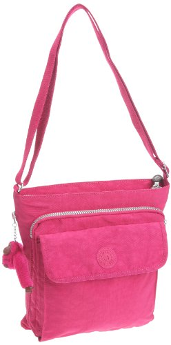 Kipling Women's Machida Shoulder Bag K13550124 Carnation Pink