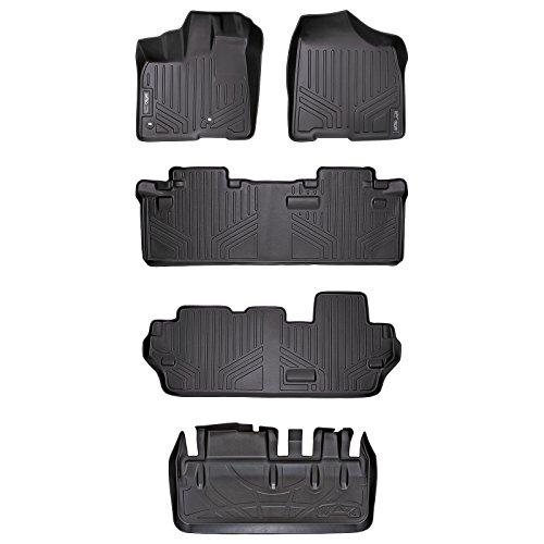maxfloormat-floor-mats-3-row-set-and-maxtray-cargo-liner-behind-3rd-row-toyota-sienna-8-passenger-20
