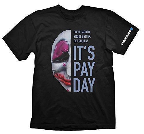 payday-2-t-shirt-hoxton-mask-xl