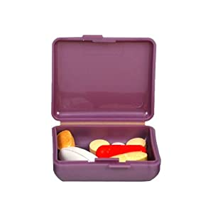 Ezy Dose Indestructo Pill box - 1 Each