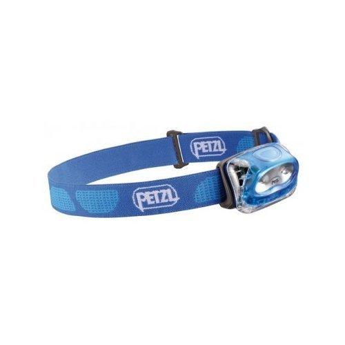 Petzl E91 PE Tikkina 2 Headlamp, Electric Blue