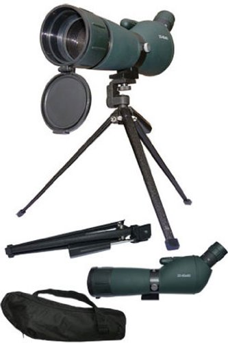 Good Ideas High Powered Spotting Scope (748) Includes Tripod. 2 Year Warranty