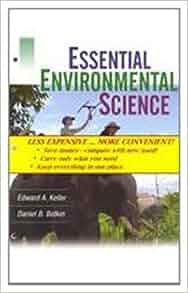 essential environmental science keller pdf