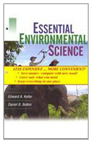 Essential Environmental Science, Binder Ready Version