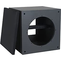 Dayton Audio SWC-3CO 3.0 ft³ Subwoofer Cabinet with Cutouts