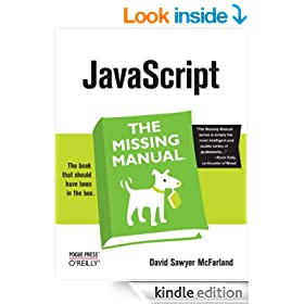 JavaScript: The Missing Manual: The Missing Manual