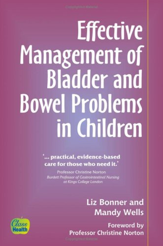 41Q323NoI3L  Effective Management of Bladder and Bowel Problems in Children