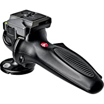 Manfrotto 327RC2 light duty grip ball head with Quick Release (Black)
