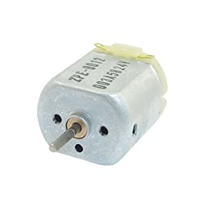 4200-19000RPM 6-26V High Torque Cylinder Electric Magnetic Mini DC Motor by Amico