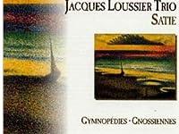 「ジムノペディ {gymnopedies}」『ジャック・ルーシェ・トリオ {jacques loussier}』