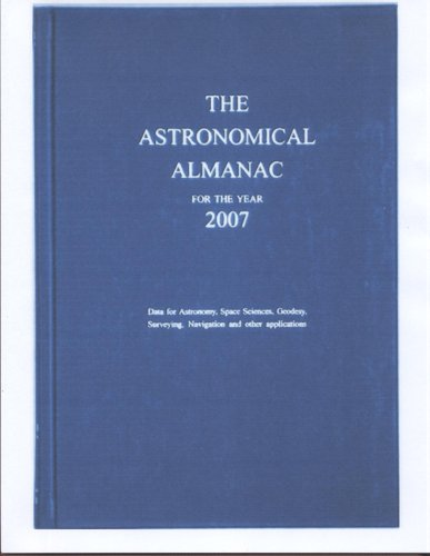 Astronomical Almanac for the Year 2007 and Its Companion, the Astronomical Almanac Online
