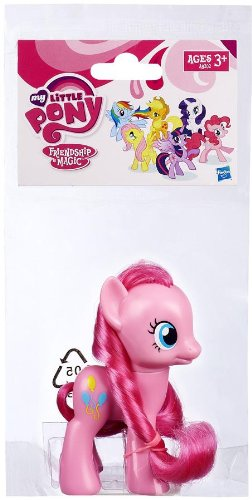 My Little Pony Friendship is Magic 3 Inch Single Figure Pinkie Pie [Bagged]