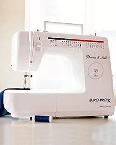 Euro pro denim silk 38 stitch sewing machine for Euro pro craft n sew