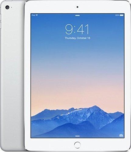 Apple-iPad-Air-2-Tablet-de-97-WiFi-Bluetooth-64-GB-2-GB-RAM-iOS-81-plata