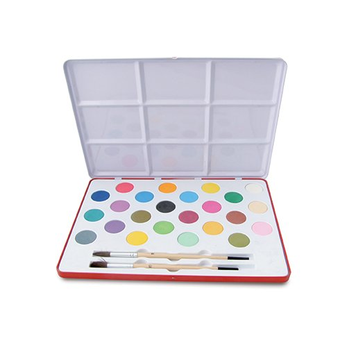 Large Watercolor Set By Nathalie Lété