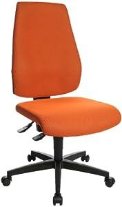 TOPSTAR 48609 BC4 Bürodrehstuhl Trendstar 10 Express 06-09 orange