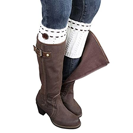 Package Content: 1 pair Leg Warmers