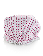 Body Care Spotted Shower Cap