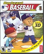 Backyard Baseball (Jewel Case) - PC/Mac