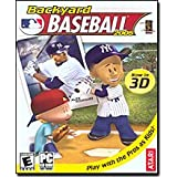 Backyard Baseball - Jewel Case (PC)
