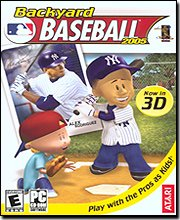 Backyard Baseball (Jewel Case)