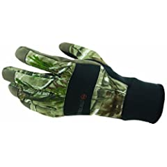 Buy Manzella Evolution 2.0 Gloves, Mossy Oak Breakup Infinity, X-Large by Manzella