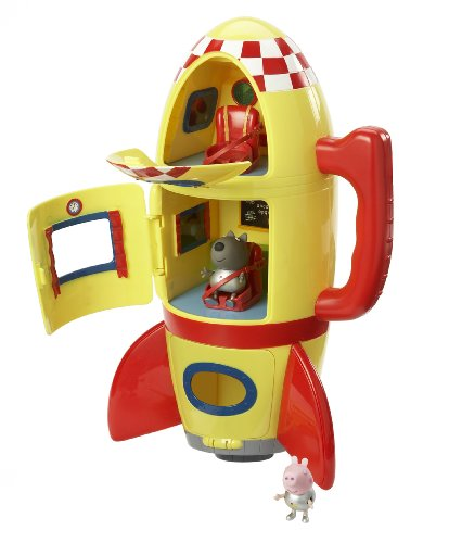 Peppa Pig Spaceship Playset