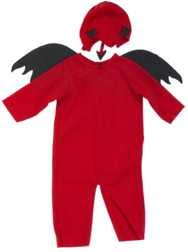 D'Little Devil Costume (12-18 months) - 1