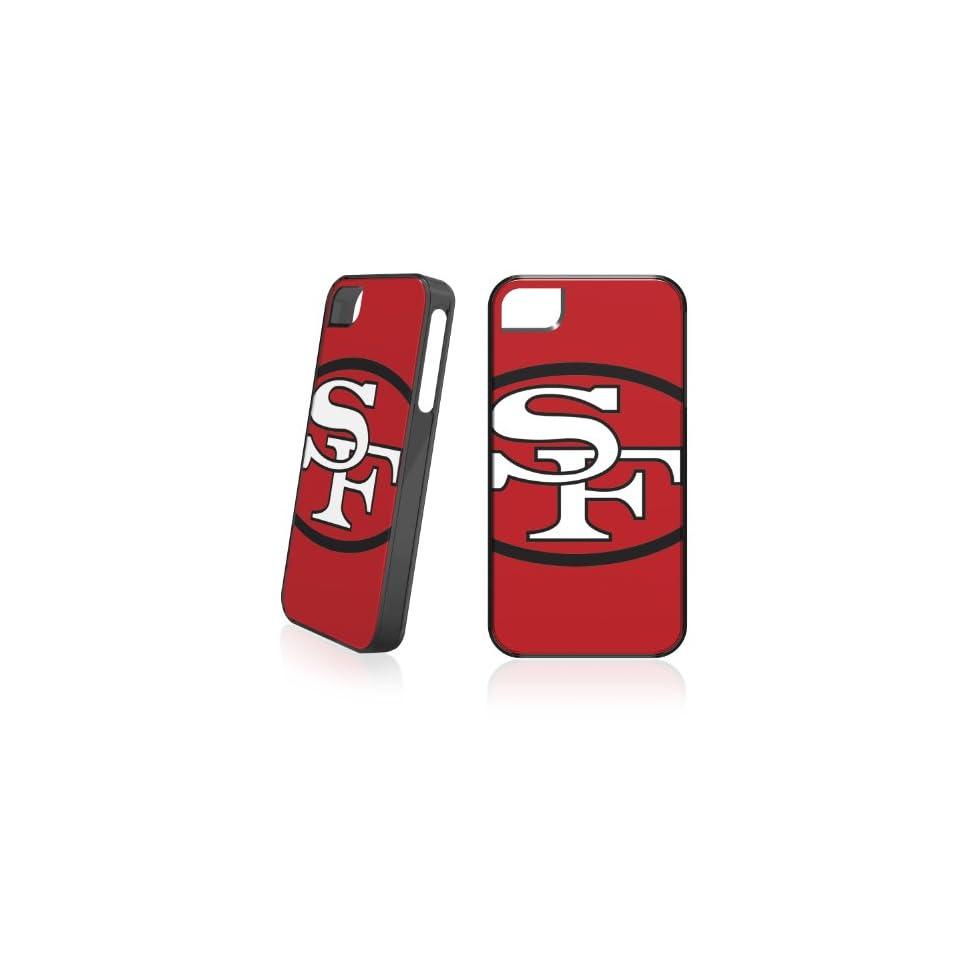 NFL San Francisco 49ers iPhone 4/4s LeNu   San Francisco 49ers Retro Logo