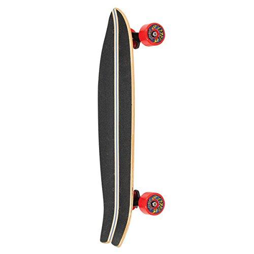 Santa Cruz PBC PBR Vintage Shark Complete Skateboard Cruiser - 8.8