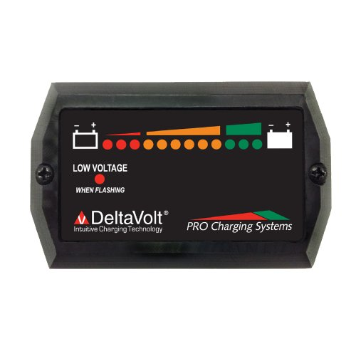 Pro Charging Systems Delta Volt 48v State Of Charge