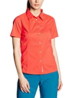 CMP Camisa Mujer 3T56066 (Rojo)