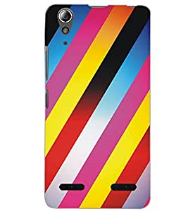 LENOVO A6000 PATTERN Back Cover by PRINTSWAG