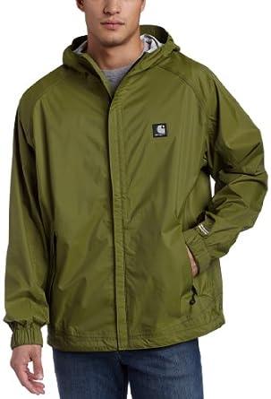 Carhartt Men's  Acadia Jacket, Spinach, Small