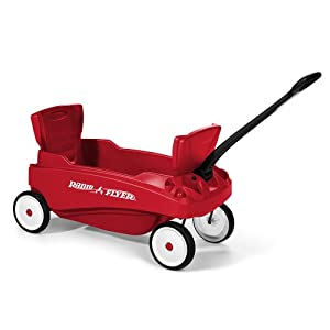 Radio Flyer 2-in-1 Complete Comfort Wagon