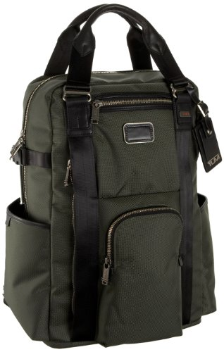 Tumi Alpha Bravo Lejeune Backpack Tote,Spruce,one size