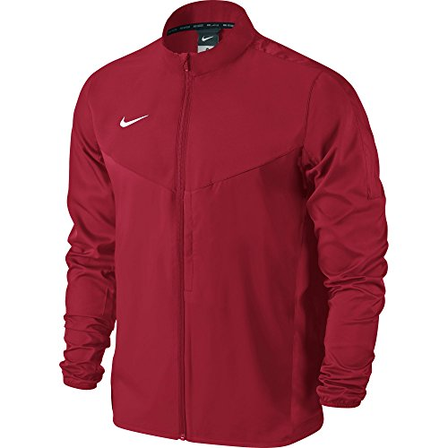 Nike Team Performance Shield - Giacca, Multicolore (Rosso University/Bianco), S