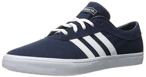 Adidas Performance Men's Sellwood Fashion Sneaker, Collegiate Navy/White/Collegiate Navy, 10.5 M US