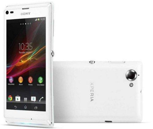 SONY Xperia SP C5303 (White ホワイト) SIMフリー 海外携帯 LTE対応