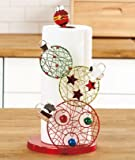 Holiday Paper Towel Holders - Ornaments